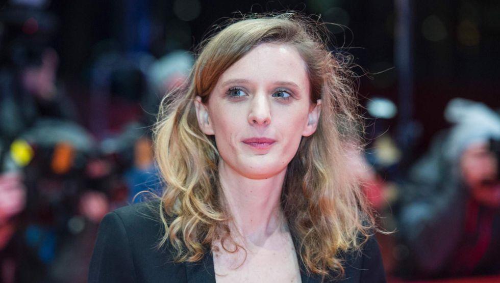 Mia Hansen-Love, una de las dos directoras que compite en la sección oficial de la Berlinale, el pasado 13 de febrero.