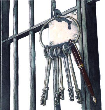 Libros para salir de la cárcel