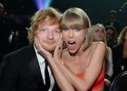 Taylor Swift y Ed Sheeran coronan el pop