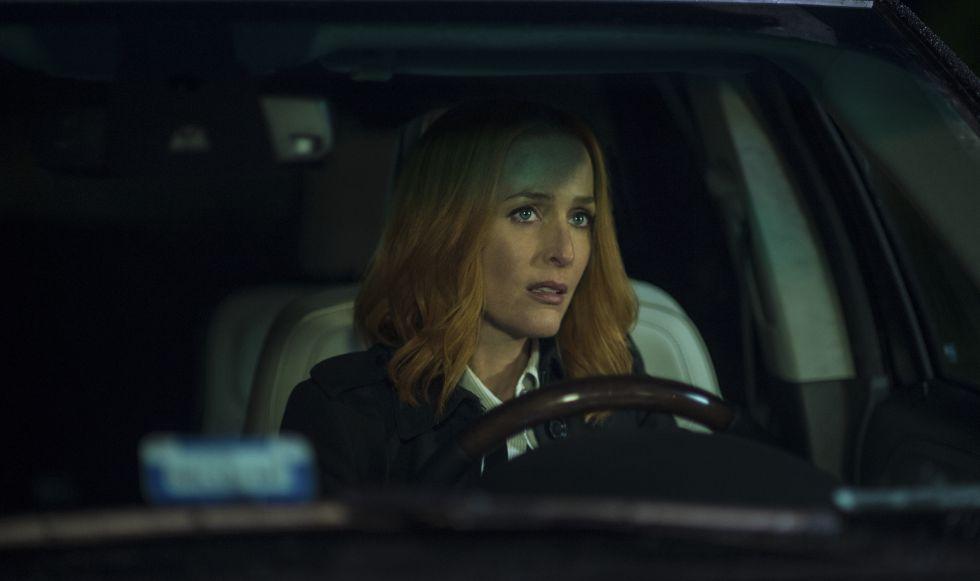 """Gillian Anderson: """"Scully es menos compleja que el resto de mis papeles"""""""