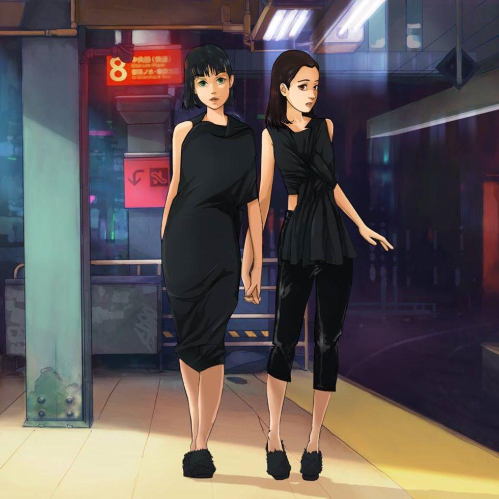 Influencia anime para vestir el espacio de EL PAÍS en Arco