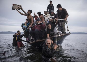 La imagen de un bebé refugiado gana el World Press Photo