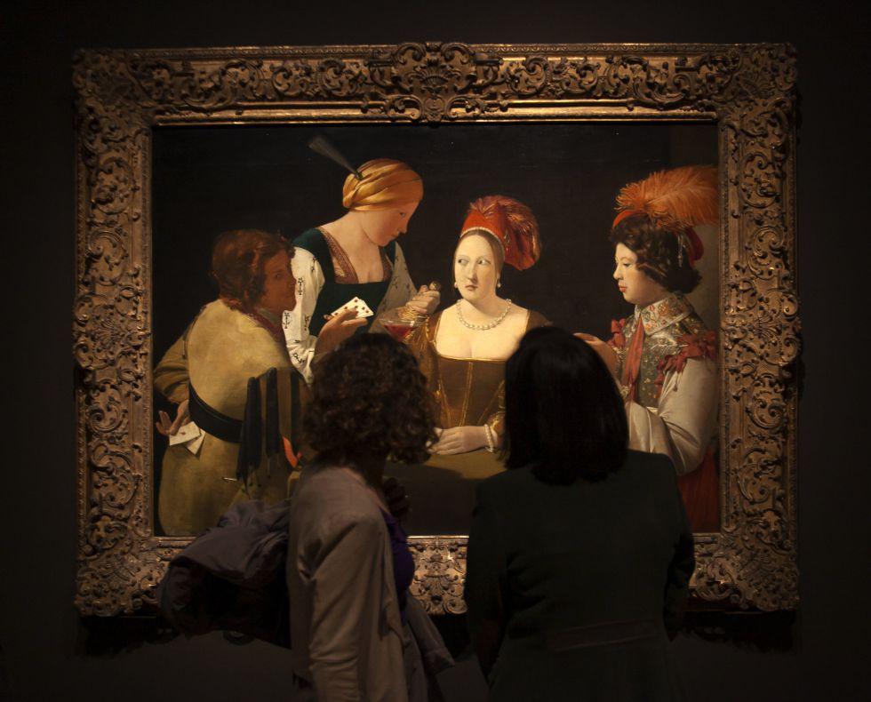 Exposición de George de La Tour, en el Museo del Prado.