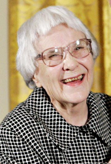 Harper Lee, en 2007