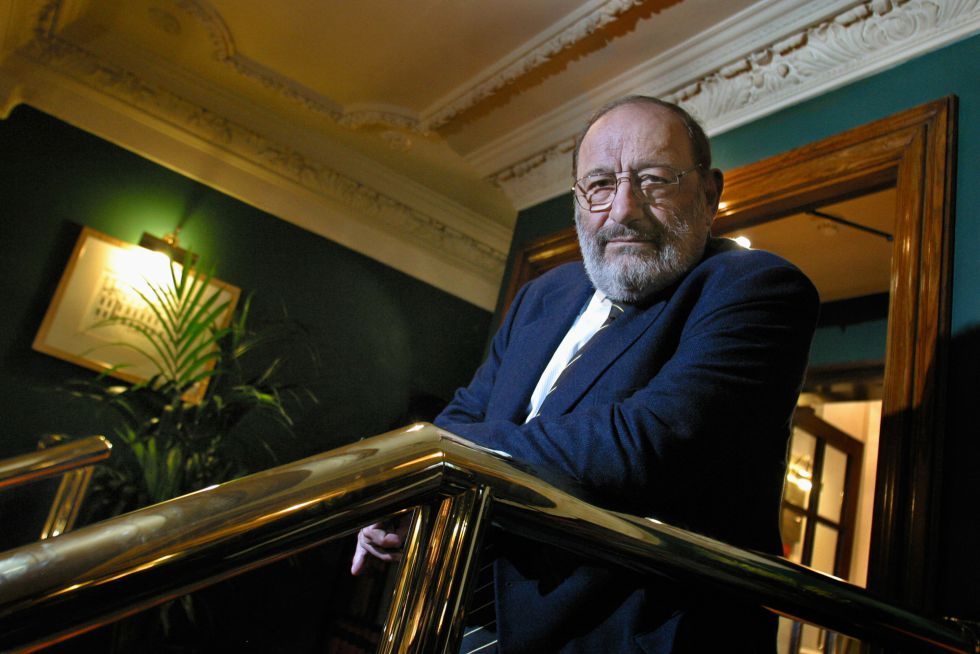 Umberto Eco: lucidez, sudor, ideas y whisky