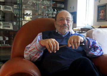 La vieja amistad de Umberto Eco y Sherlock Holmes