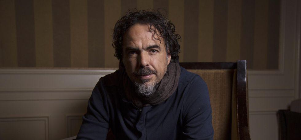Alejandro G. Iñárritu, el director de 'The Revenant'.