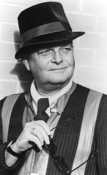 Fotografía de archivo del escritor estadounidense Truman Capote.