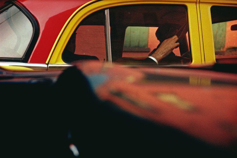 'Taxi', 1957.