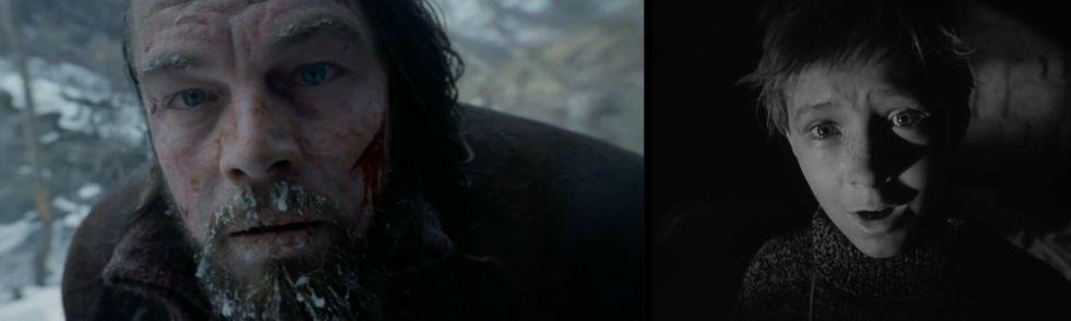 Una de las secuencias de Iñárritu y Tarkovsky que compara el vídeo.