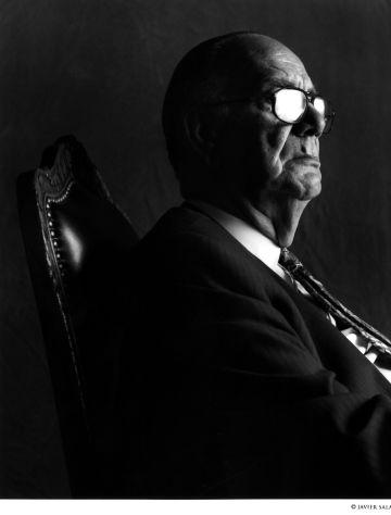 Camilo José Cela, en una fotografía de 1997.