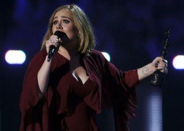 Adele confirma su reinado en los Brit Awards 2016