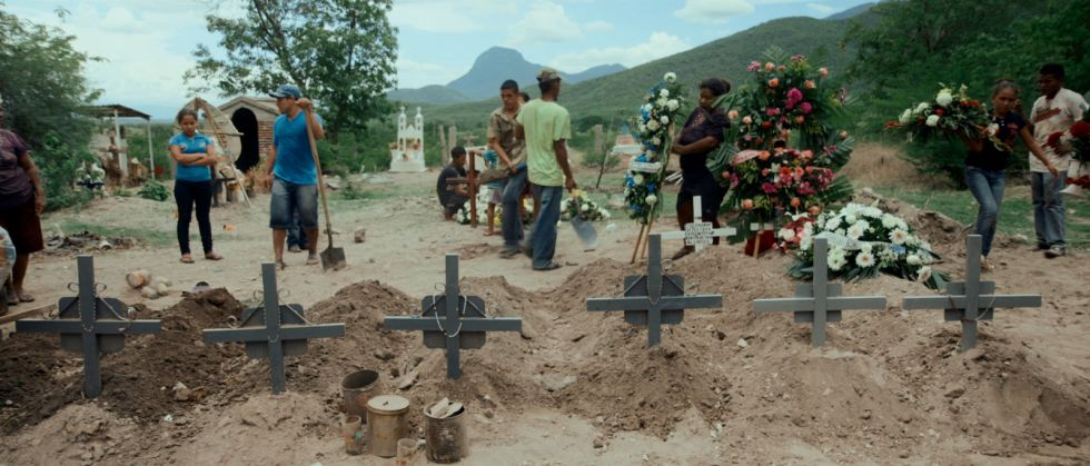 Un fotograma del documental 'Cartel Land'.