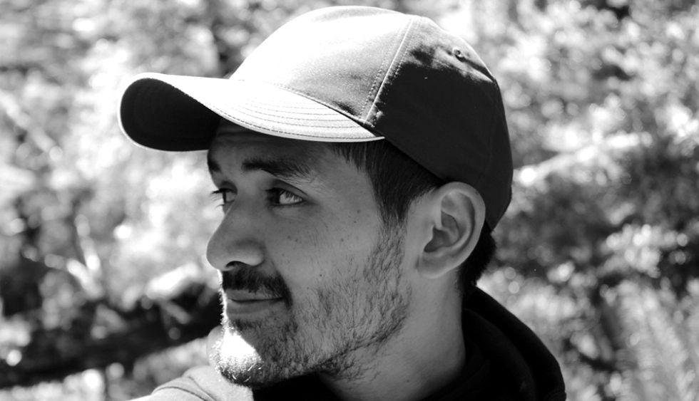 Gabriel Osorio, director de la película chilena 'Historia de un oso'.