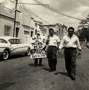 Caracas, años sesenta.