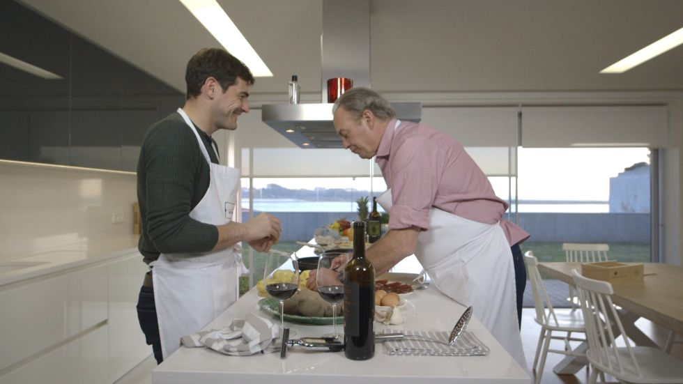 Iker, Bertín y el fantasma de Mourinho