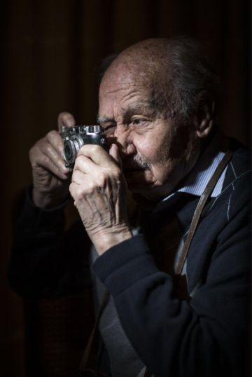 El fotógrafo Pablo del Castillo, uno de los hermanos Mayo.
