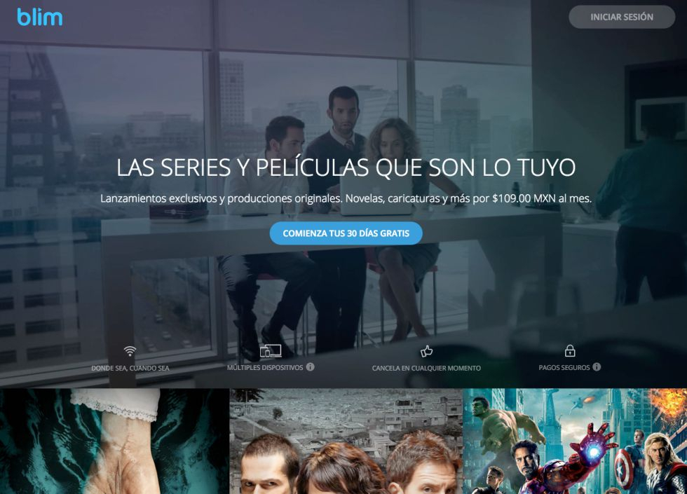Blim, de Televisa