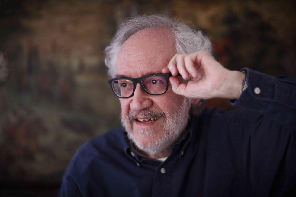 El director de cine Emilo Martínez-Lázaro.rn