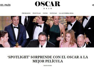 Los mejores momentos de los Oscar 2016