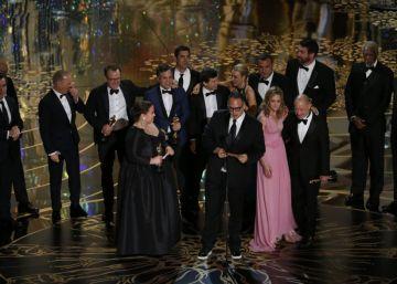 El triple salto mortal (bien resuelto) de los Oscar