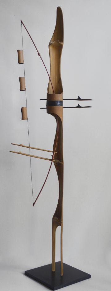 'Estatico', de Moisés Villelia.