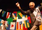 Caetano Veloso y Gilberto Gil, dos gigantes de la canción