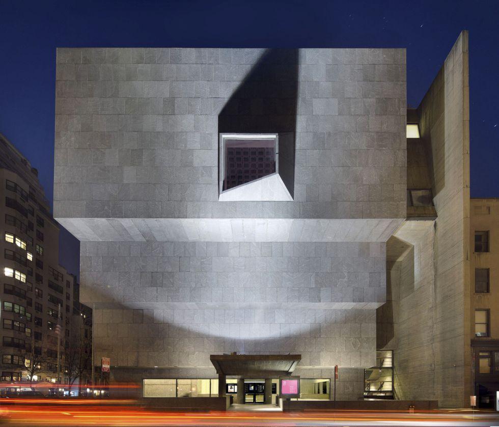 El edificio del Met Breuer, anterior sede del Whitney Museum.
