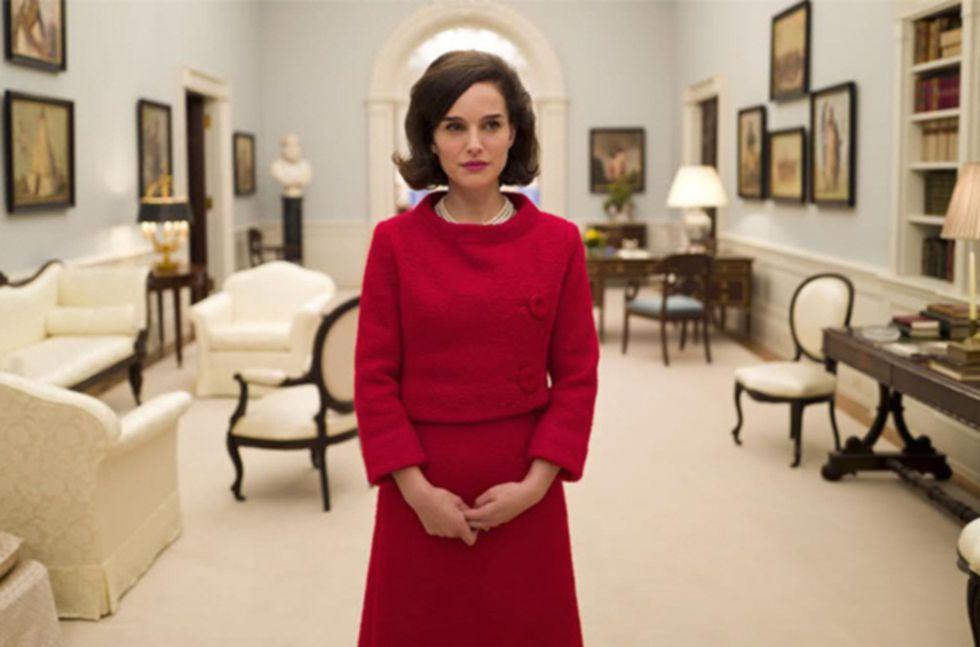 Natalie Portman interpreta a Jackie Kennedy en la película 'Jackie'.