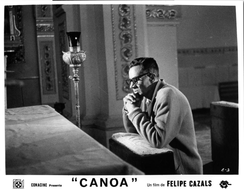 Fotografía promocional de 'Canoa'.
