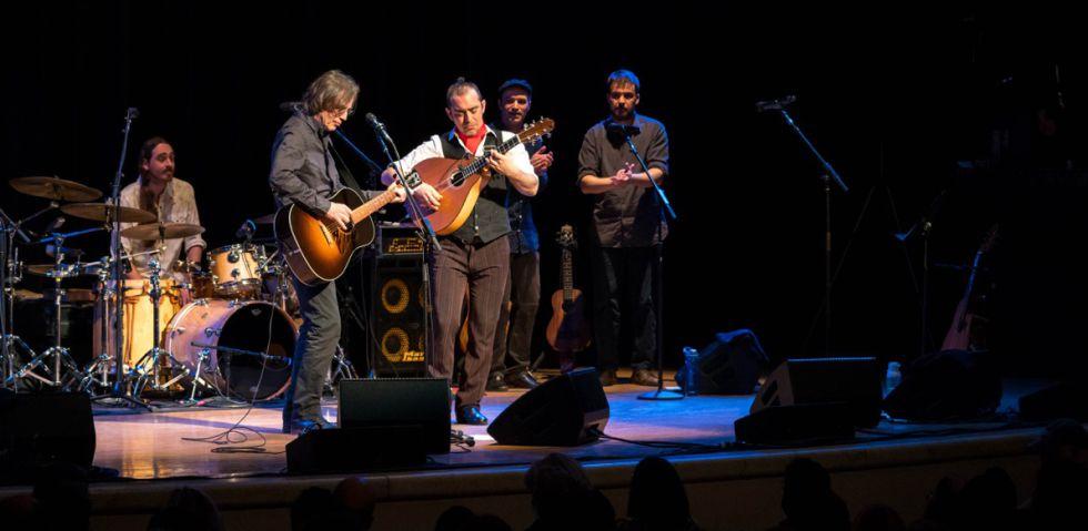 La música americana y el flamenco se abrazan en Nueva York