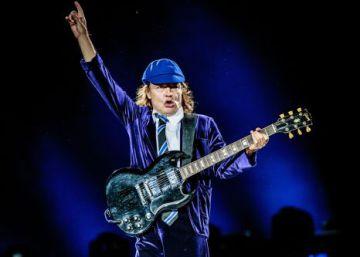ACDC anula la gira en EE UU por riesgo de sordera de Brian Johnson