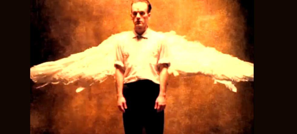 Michael Stipe en una image de la época de 'Losing my Religion'.