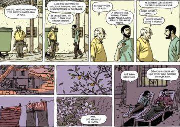 Viñetas de 'La casa'.