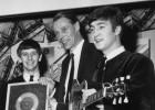 George Martin, el tipo en la sombra del sonido mágico