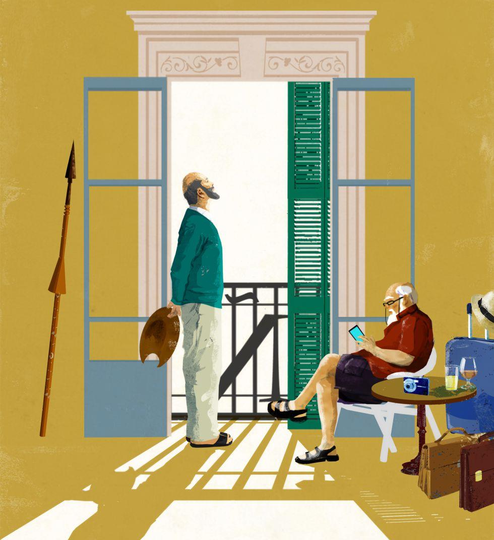 Ilustración Eva Vázquez.