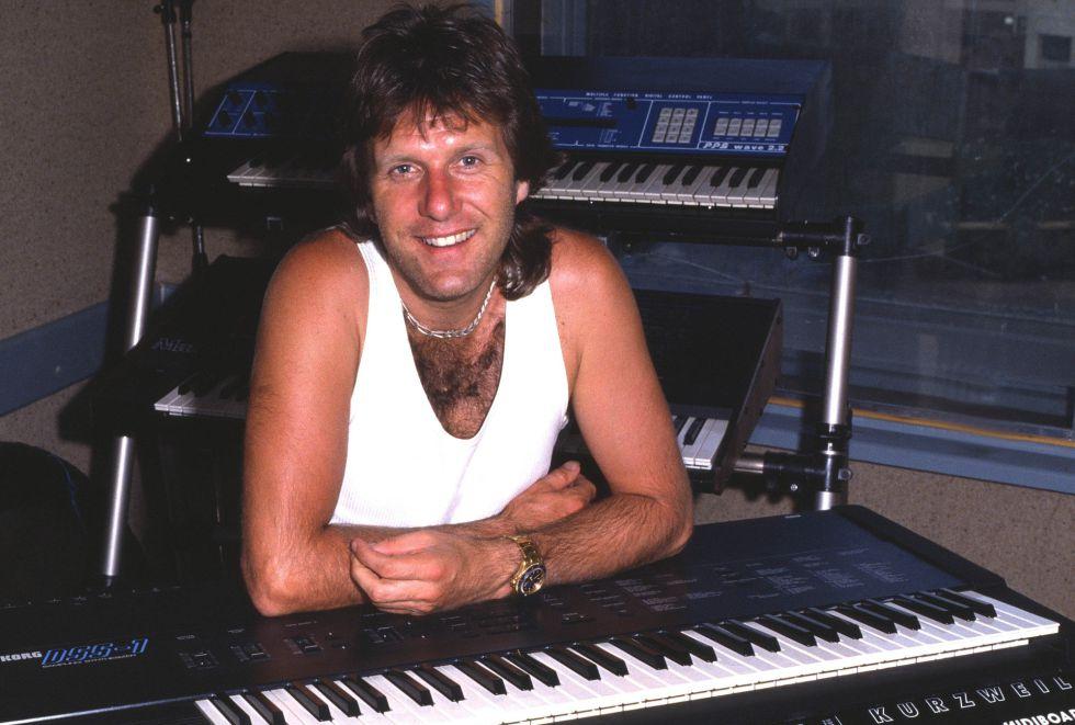 Keith Emerson, en una imagen de archivo.
