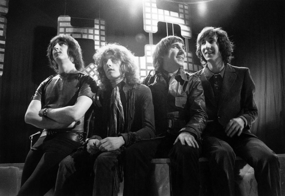 The Who, en una imagen de archivo.
