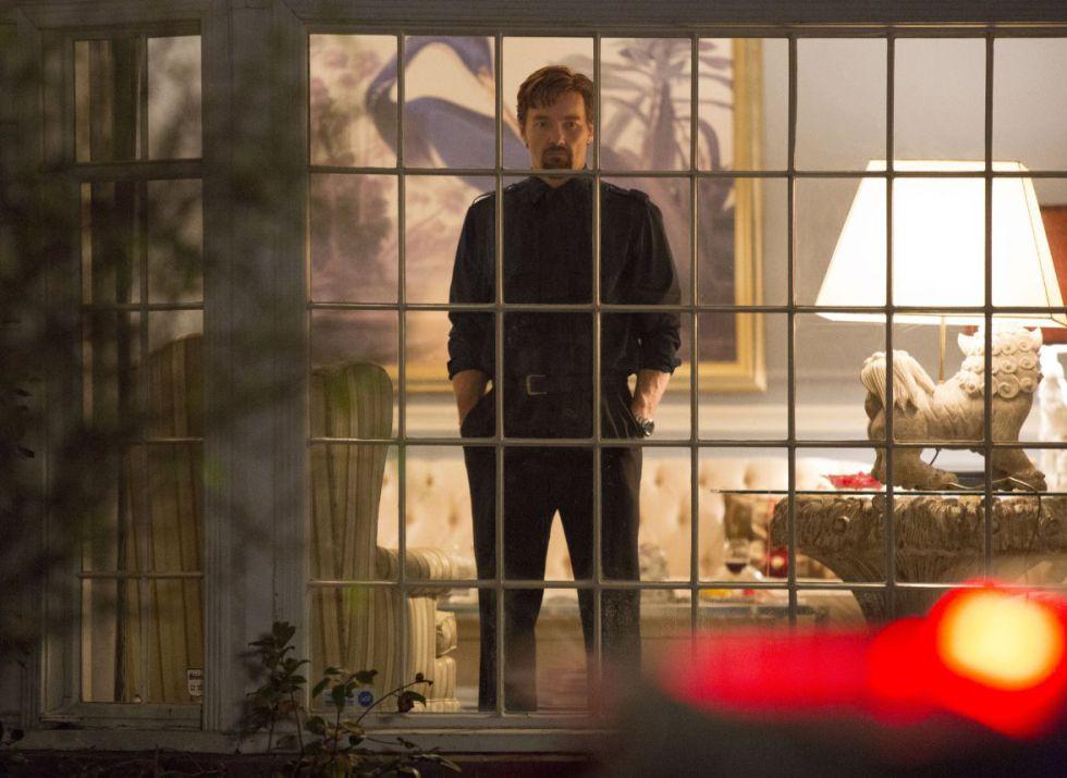 Joel Edgerton, en un fotograma de la película 'El regalo'.