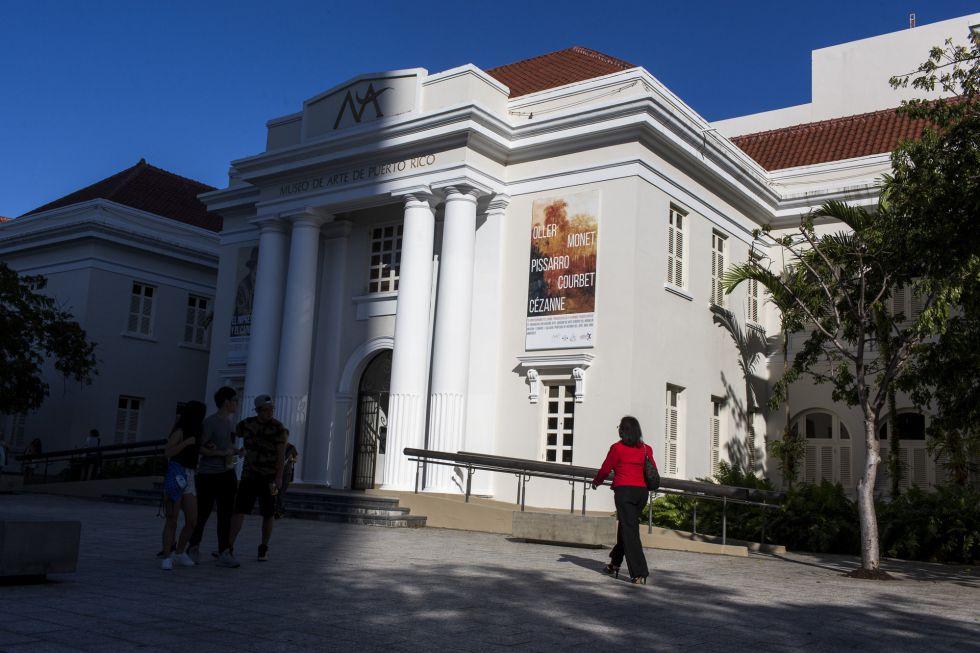 El Museo de Arte de Puerto Rico en el marco del VII Congreso Internacional de la Lengua Española.