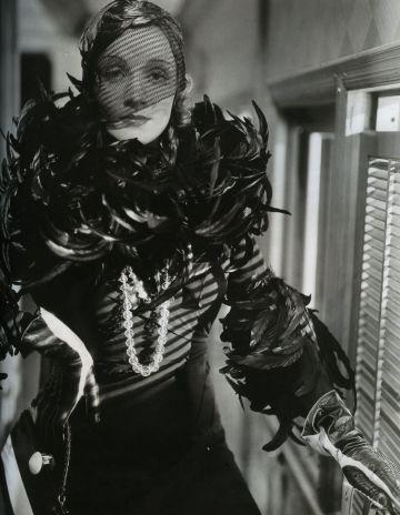 Marlene Dietrich, en 'Shanghai Express'.