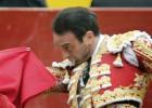 Una oreja para Ponce en tarde de toros anovillados e inválidos