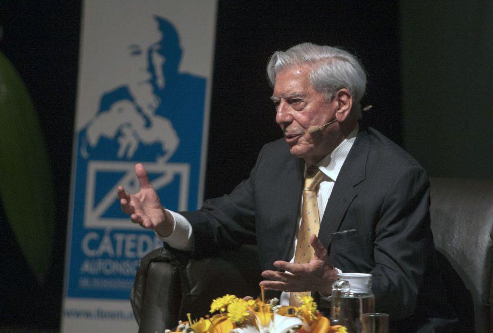 Mario Vargas Llosa, en una imagen de archivo.