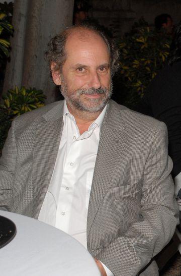 El cineasta chileno Ricardo Larraín.
