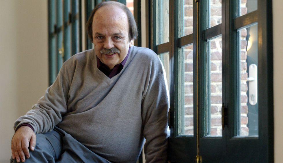 Tomás de Mattos, en enero de 2014