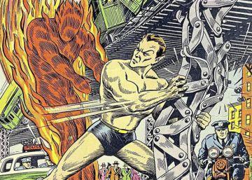 Choques y alianzas entre superhéroes
