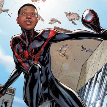 Miles Morales, el Spider-Man de madre puertorriqueña.