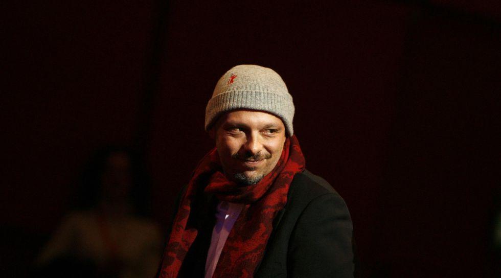 José Padilha en el Festival de Cine de Berlín en 2008.