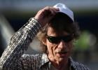 """Y los artistas cubanos se lanzaron a """"comerse a besos"""" a Mick Jagger"""
