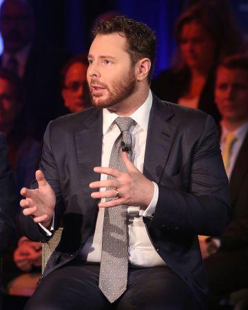El empresario Sean Parker, en Nueva York el pasado septiembre.
